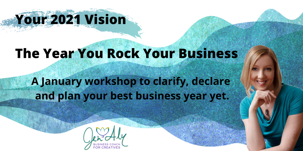 2021 business vision workshop